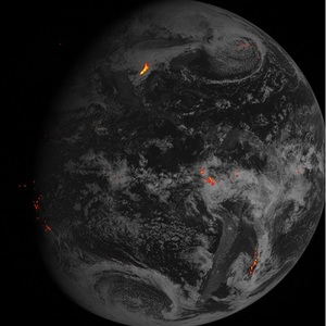GOES-16 Lightning Mapper